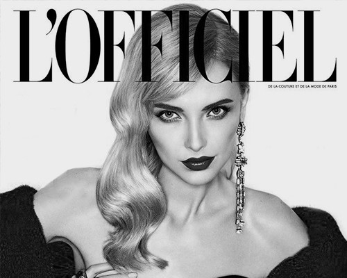 L'OFFICIEL UKRAINE DEC 2012